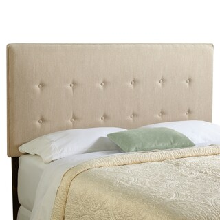 Humble + Haute Brighton Full Size Light Sage Green Upholstered Headboard
