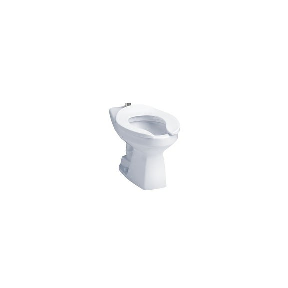 Toto Toilet Bowl CT705EN#01 Cotton White