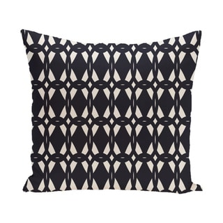16 x 16-inch Geo-Craze Geometric Print Pillow
