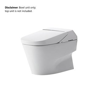 Toto CT992CUMFG#01 Cotton White Neorest Toilet Bowl
