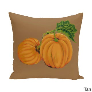 16 x 16-inch Pumpkin Patch Holiday Print Pillow (3 options available)