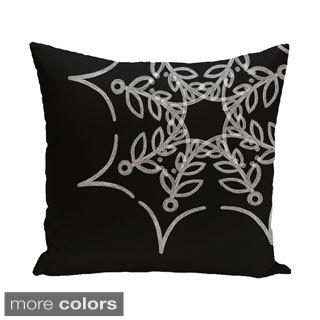 16 x 16-inch Web Art Holiday Print Pillow
