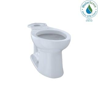 Toto C244EF#01 Cotton White Entrada Toilet Bowl