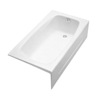 Toto Soaking Bathtub FBY1525RP#01 Cotton White