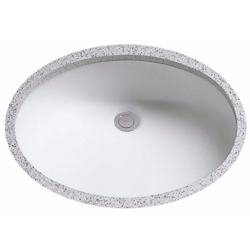 Toto Lt579g 01 Cotton White Rendezvous Undermount Vitreous