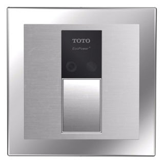 Toto TET3LN31#SS Stainless Steel Flush Valve