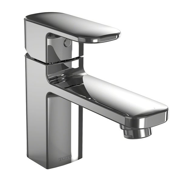 Toto Upton Single Handle 1 5 Gpm Bathroom Sink Faucet Tl630sd Cp Polished Chrome