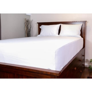Somette Stain-Proof Hypoallergenic Mattress Encasement