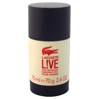 Lacoste Live Men's 2.4-ounce Deodorant Stick