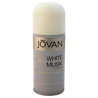 Jovan White Musk Men's 5-ounce Deodorant Body Spray