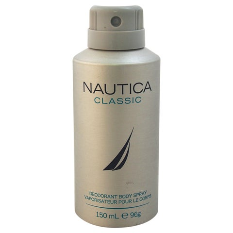 Nautica Classic Men's 5-ounce Deodorant Body Spray