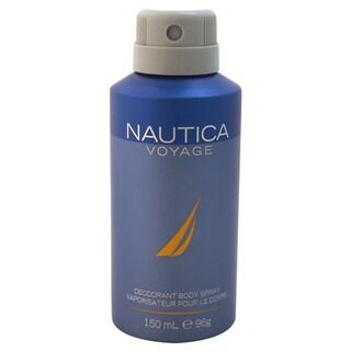 Nautica Voyage Men's 5-ounce Deodorant Body Spray