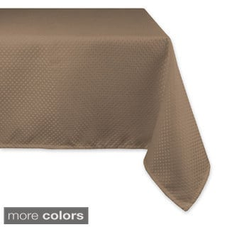 Elegant Bead Tablecloth (Option: Brown)