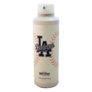 Los Angeles Dodgers Men's 6-ounce Body Spray