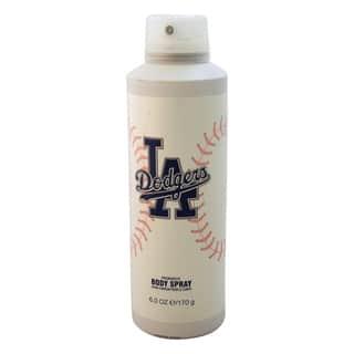 Los Angeles Dodgers Men's 6-ounce Body Spray