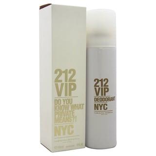 Carolina Herrera 212 VIP Women's 5-ounce Deodorant Spray