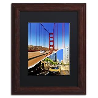 Philippe Hugonnard 'San Francisco Travel' d Wall Art