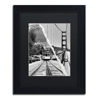 Philippe Hugonnard 'San Francisco Cable Car' d Wall Art