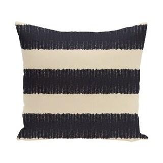 26 x 26-inch Twisted Stripe Stripe Print Pillow