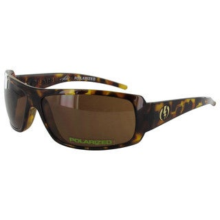 Electric Visual Charge Level I Polarized Wrap Sunglasses