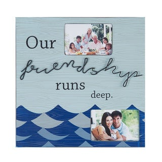 Melannco 2-opening Friends Picture Frame