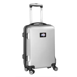 Denco Sports NBA Los Angeles Clippers 20-inch Hardside Carry On Spinner Upright Suitcase