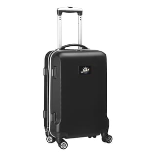 Denco Sports NBA Utah Jazz 20-inch Hardside Carry On Spinner Upright Suitcase