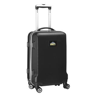 Denco Sports NBA Denver Nuggests 20-inch Hardside Carry On Spinner Upright Suitcase