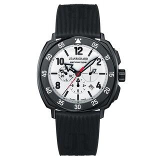 JeanRichard Men's 60650-21B711-FK6A Watch