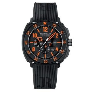 JeanRichard Men's 60650-21I613-FK6A Watch