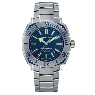 JeanRichard Men's 60400-11B401-11A Watch