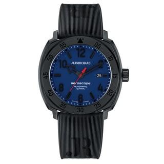 JeanRichard Men's 60660-21B451-FK6A Watch