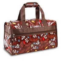 J World Autumn Molly 17-inch Carry-on Duffel Bag