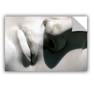 ArtAppealz Dan Holm 'Nose And Mouth' Removable Wall Art