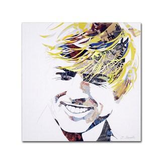 Ines Kouidis 'Robert' Canvas Wall Art