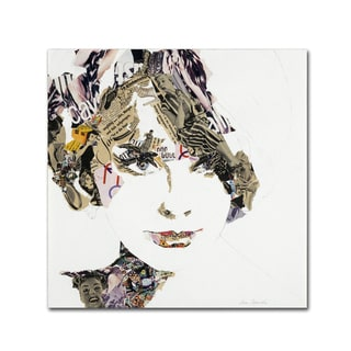 Ines Kouidis 'Elke' Canvas Wall Art
