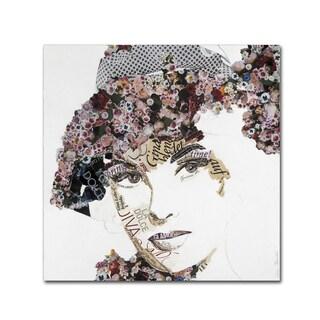 Ines Kouidis 'Gina' Canvas Wall Art