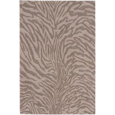 Ecarpetgallery Portico Animal Print Rug
