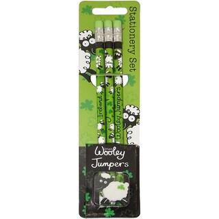 Wooly Jumper Pencils 3/Pkg