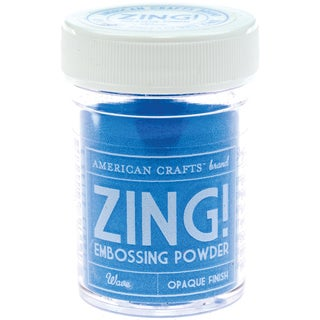 Zing! Opaque Embossing Powder 1ozWave