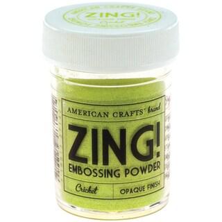 Zing! Opaque Embossing Powder 1ozCricket