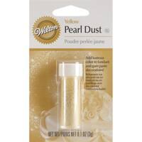 Pearl Dust 1.4g/PkgYellow