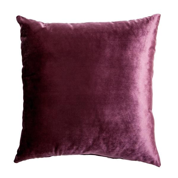 Tarus Velvet Decorative Pillows (Set of 2)