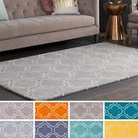 Hand-Tufted Langport Wool Rug - 9' x 13'