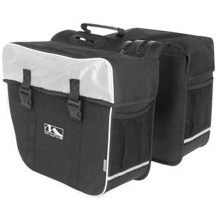 M-wave Amsterdam Double Bicycle Pannier Bag|https://ak1.ostkcdn.com/images/products/10510904/P17582192.jpg?impolicy=medium