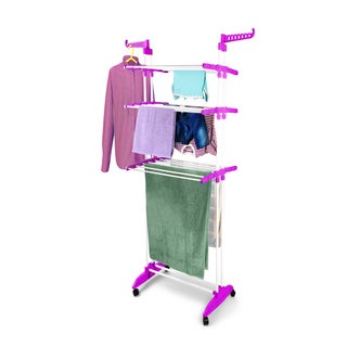 Maximo multi-function clothing drying stand