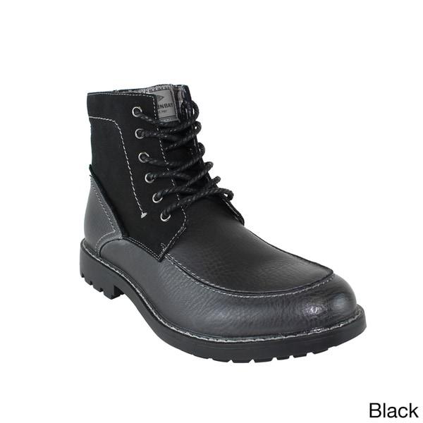 Dunham Men's Jackson Shoe, Black, 43 B(N