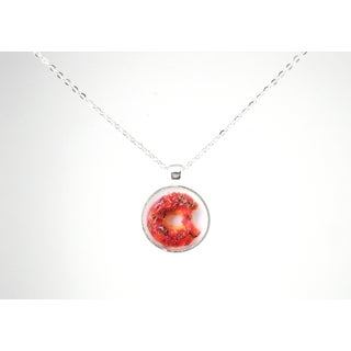 """Be The Envy """"Bite of Sprinkles"""" Necklace"""