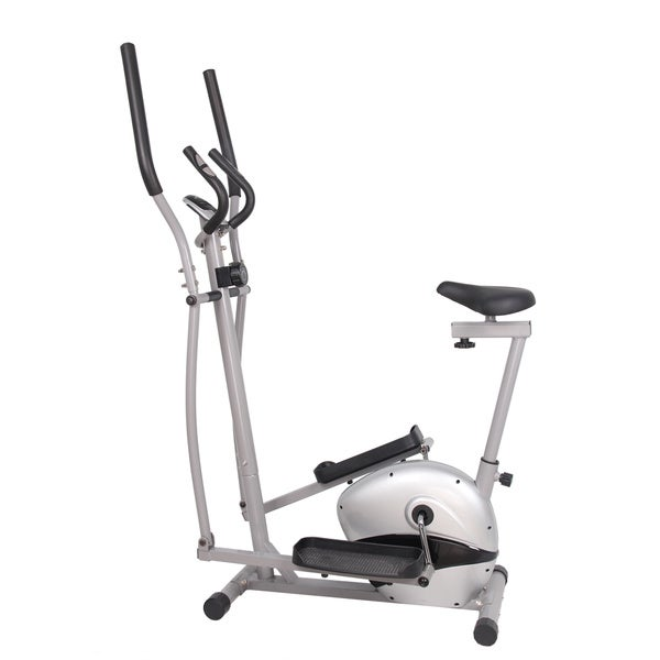 GYM of Fitness FN98010B Magnetic Elliptical Trainer - Silver