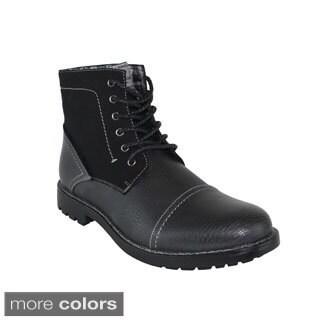 Unionbay Men's Stewart Captoe Ankle Boots